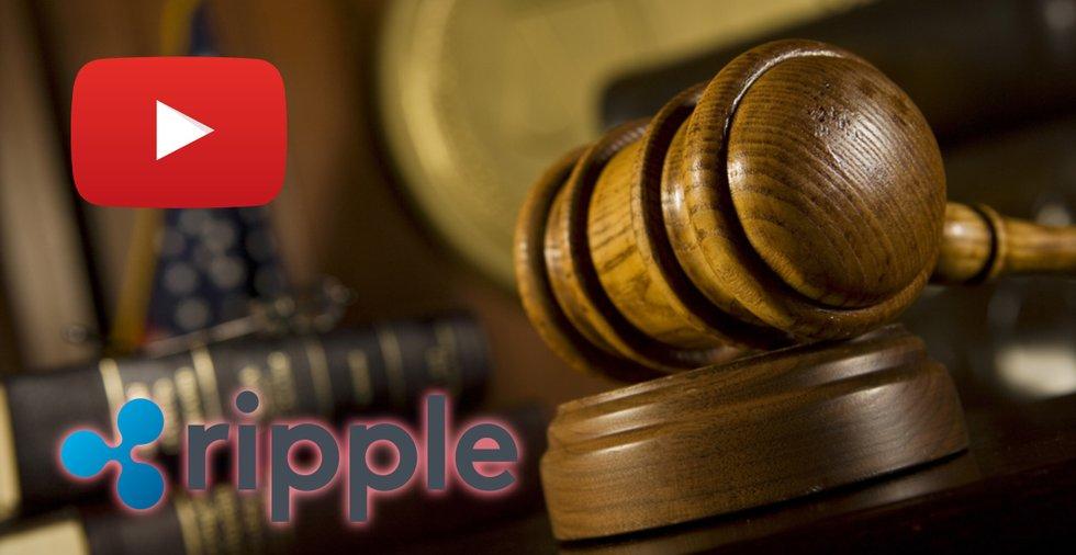 Efter xrp-bedrägerierna – nu stämmer Ripple Youtube
