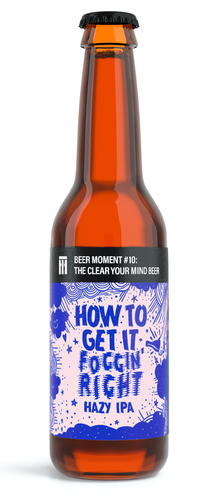 The clear your mind beer