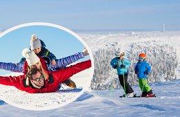 Stark jul- och nyårsvecka för skidanläggningarna