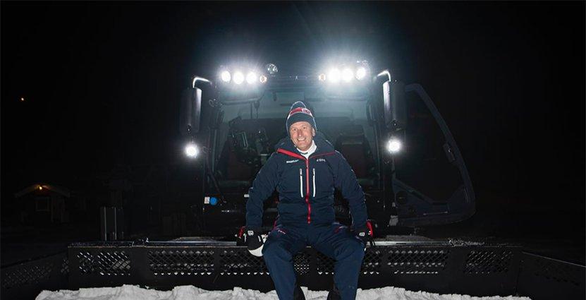 Skistars nye vd Stefan Sjöstrand. Foto: Skistar
