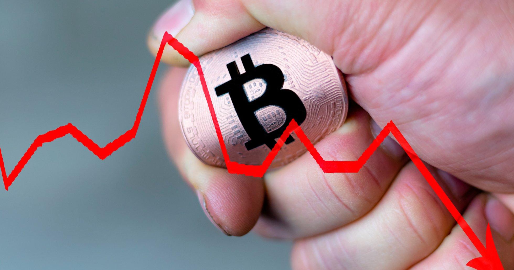 4 möjliga orsaker till att bitcoinpriset föll till 6 500 dollar – enligt investeringschef.