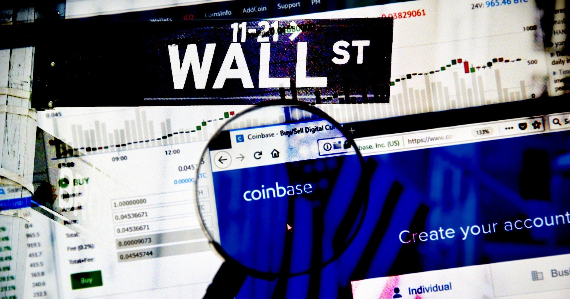 Coinbases monsterkvartal inför börsnotering – ökar omsättning med 869 procent