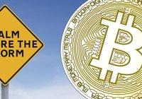 Bitcoinpriset har nu legat stilla i en månad: