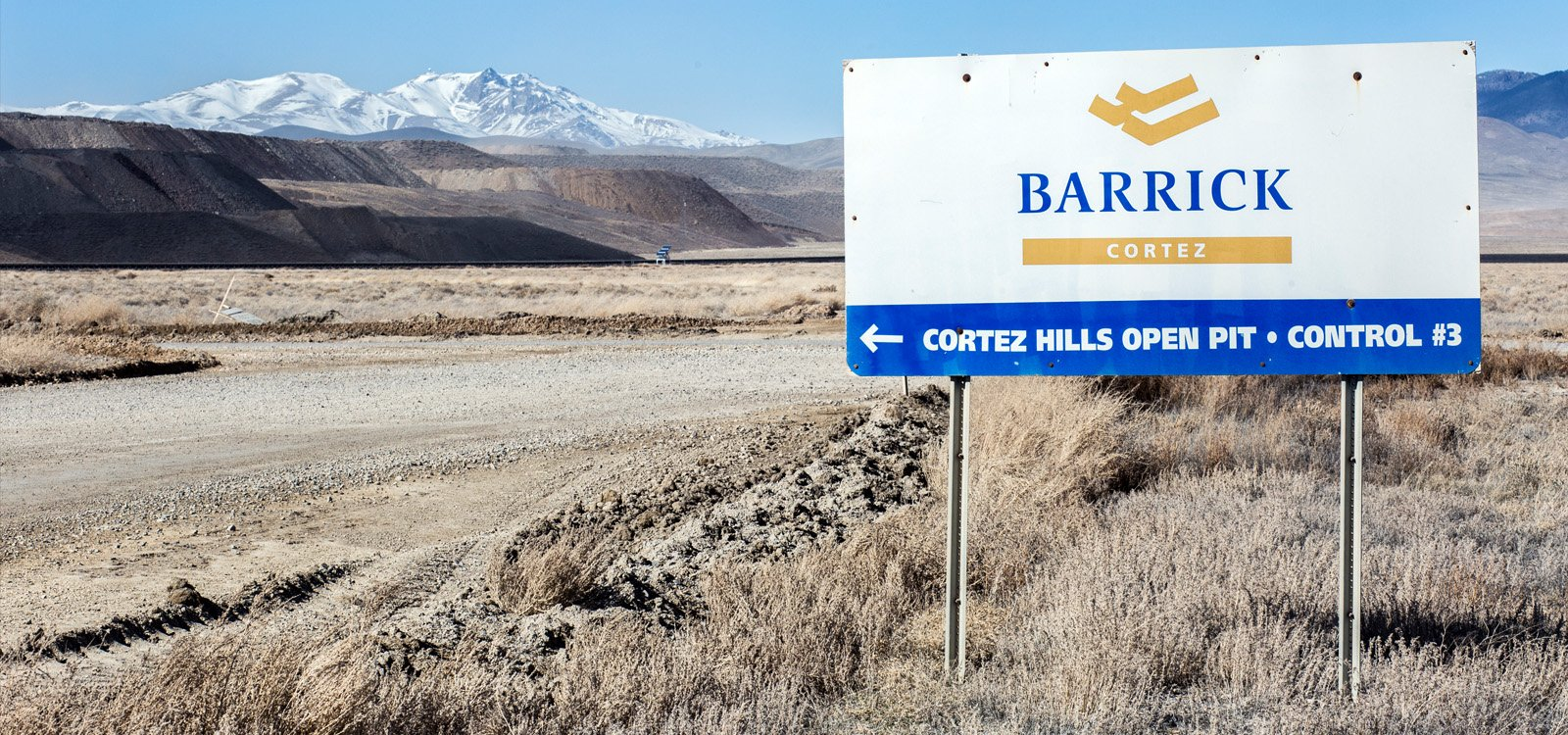 <p>Nestled between the snow-covered Cortez Mountains and the Shoshone Range, Barrick Gold's Cortez mine has consistently been one of the world's top 5 gold producing operations, churning out 1.06 million ounces of the yellow metal in 2016.</p>