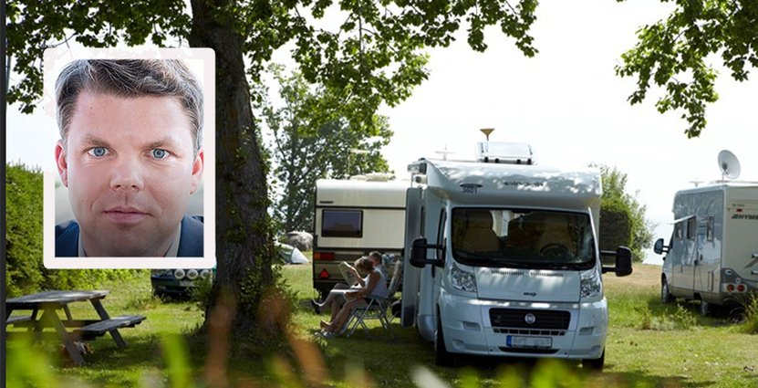 Ånnaboda (ej på bild) blir senaste tillskottet i kedjan Nordic Camping & Resorts. Foto: SCR/Svensk Camping