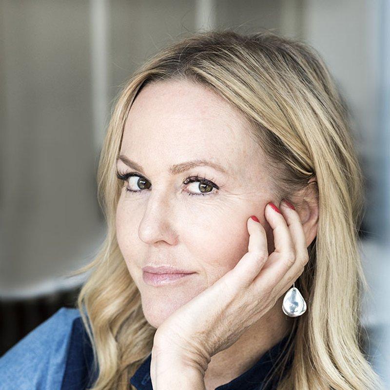 """Camilla Grebe: """"En historia som ingen riktigt har berättat tidigare"""""""