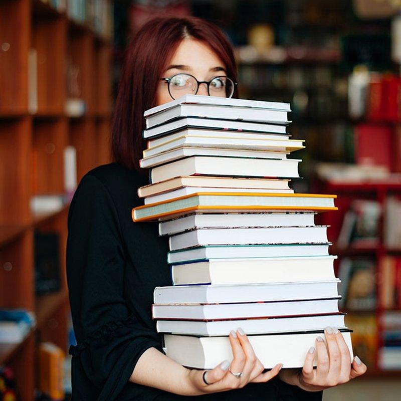 Hur mycket boknörd är du? Testa dig själv här!