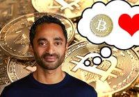 Känd riskkapitalist om bitcoin: Den bästa försäkring som finns