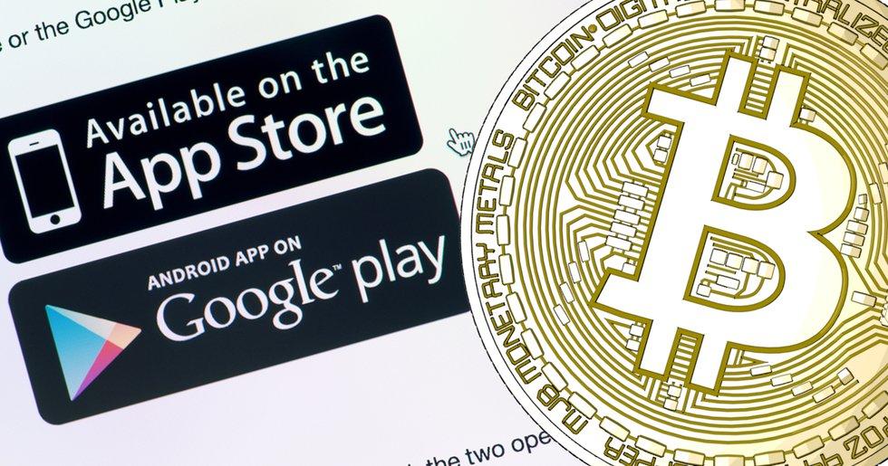 Trots bitcoins prisökningar – ingen tillväxt för kryptoappar