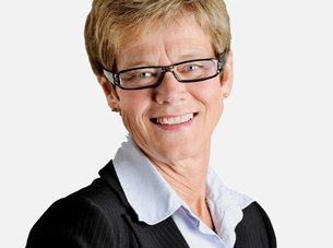Elisabeth Enger slutter som jernbanedirektør