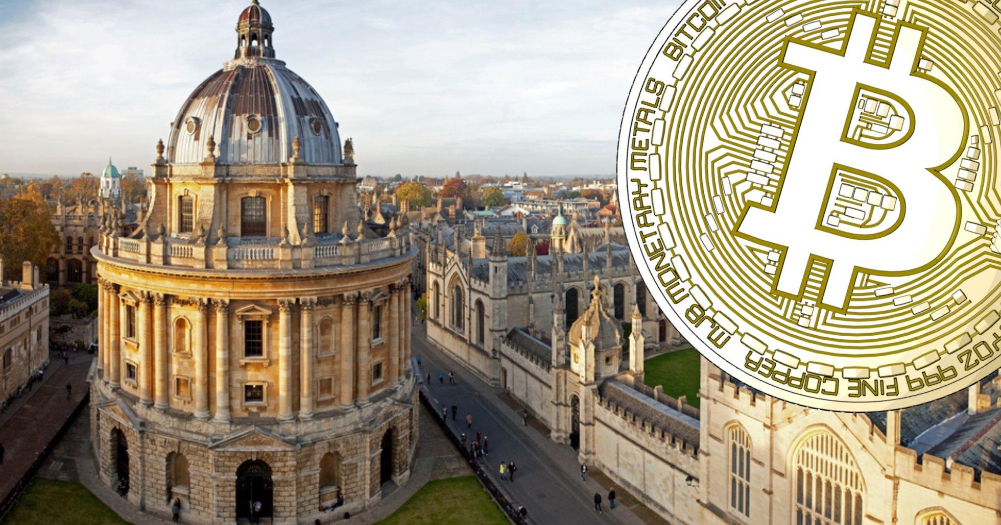 Oxfordforskare: Kryptohandeln ökar i kriser – nu behövs regleringar