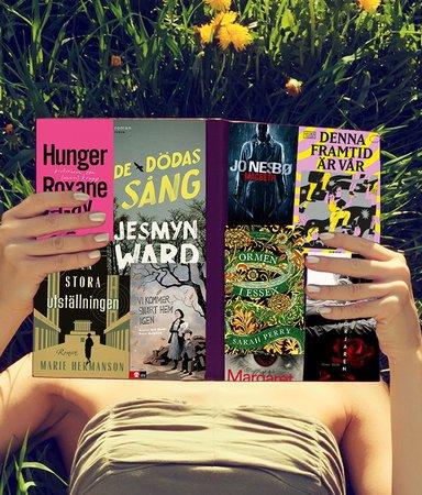 Experterna: Här är böckerna du ska läsa i vår