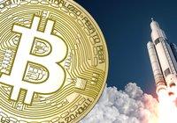 Bitcoin närmar sig 13 000 dollar –