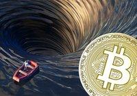 Bitcoinpriset fortsätter sjunka: