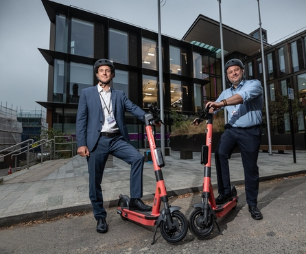 Voi gets ready to bring e-scooters to Northamptonshire with exclusive UK trial