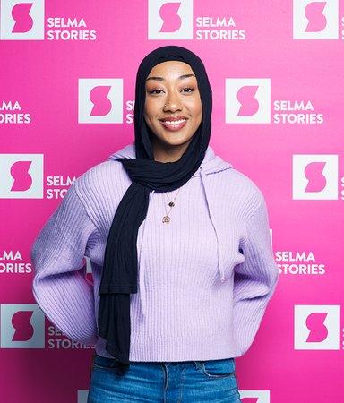 """Vinnaren av Årets Selma Junior 2020: """"Jag vill öka tryggheten för kvinnor i och utanför hemmet"""""""