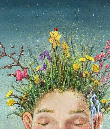 15 vackra bilderböcker som är lika mycket konst som bok