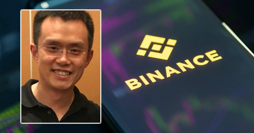 Binance-vd:n: Bitcoinpriset kommer nå 16 000 dollar snart.