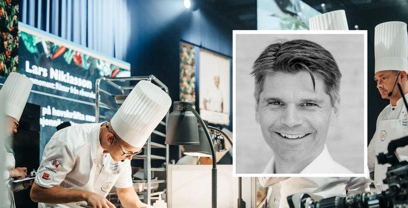 Foto: Årets kock.