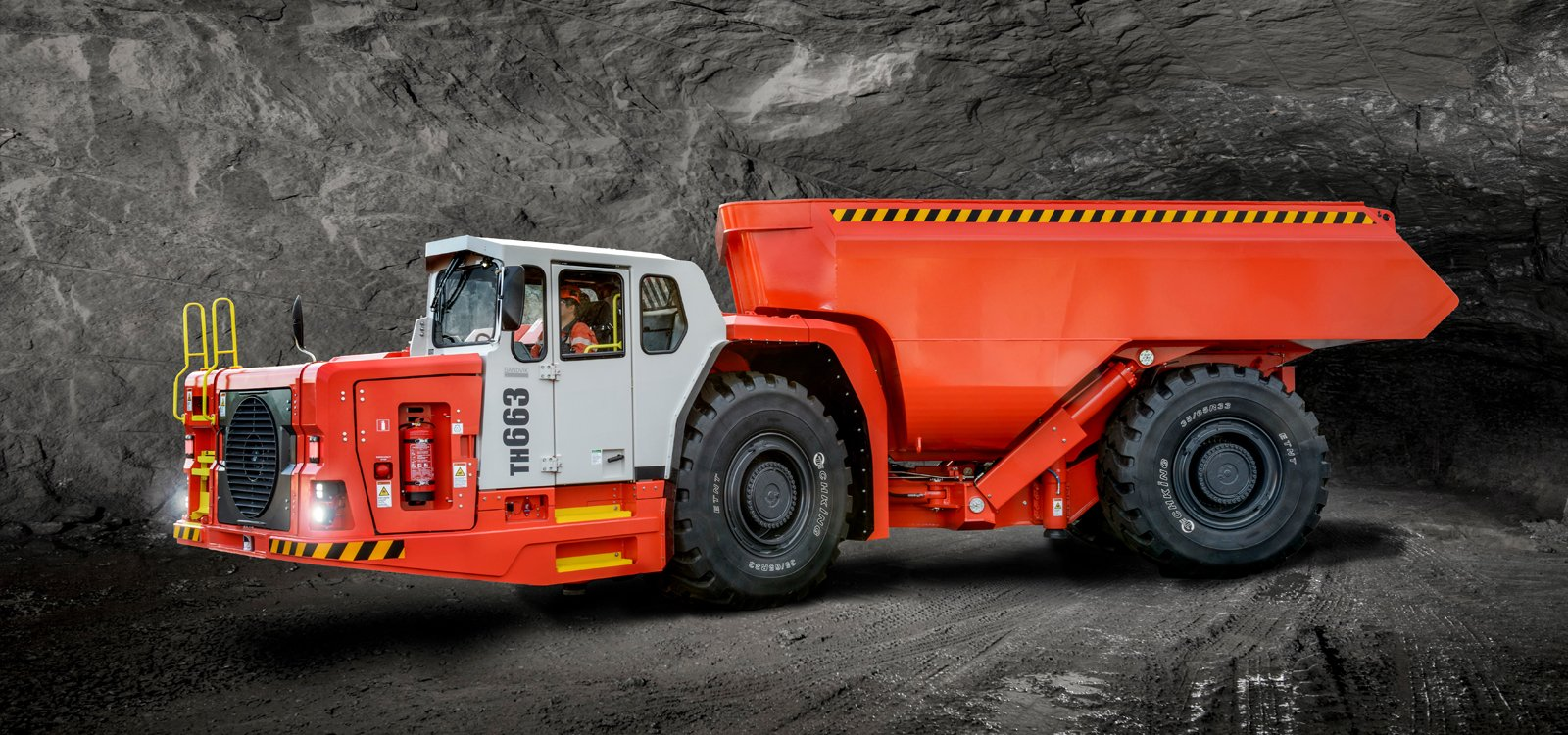<p>Australia's FMR Investments chose financing from Sandvik when it purchased a new fleet of trucks for its Eloise site.</p>
