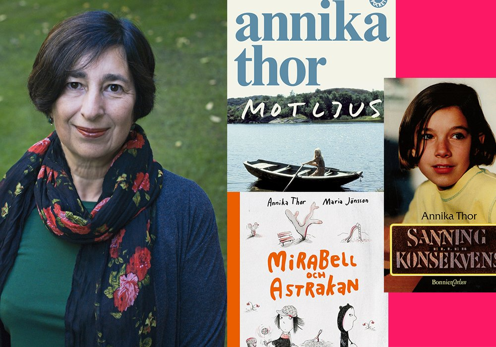 10 författare som skriver för både barn och vuxna