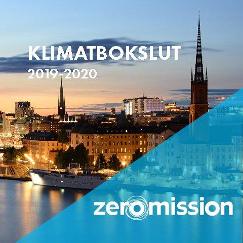 ZeroMission klimatbokslut 2020