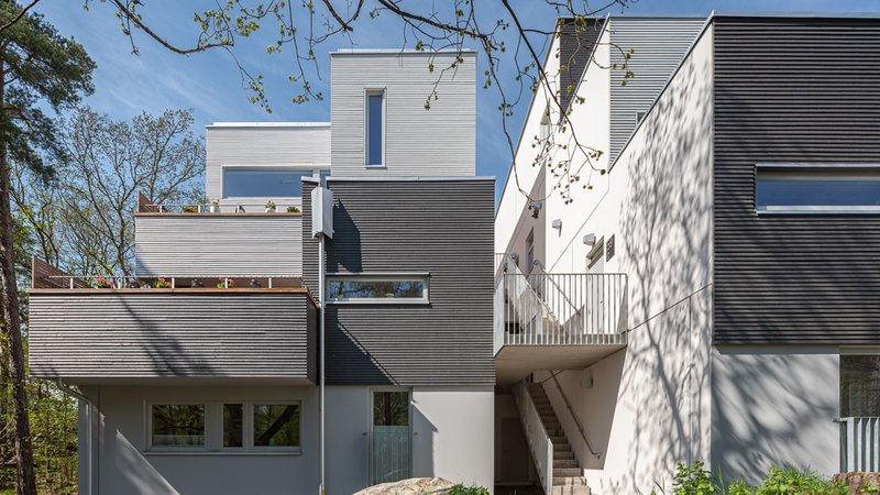 Magelungsterrassen - Nominerad till Årets Stockholmsbyggnad 2018