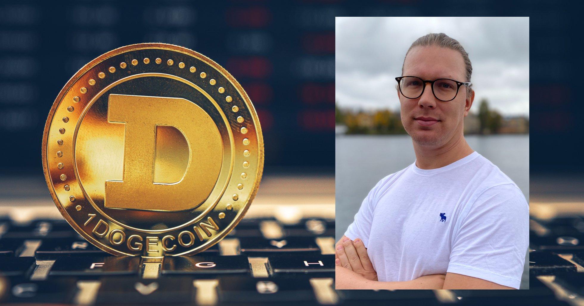 Martin Byström: Vi måste prata om dogecoin.
