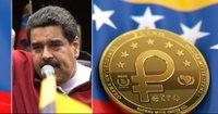 Venezuelas president Nicolás Maduro beordrar storbank att använda petron