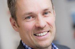 Magnus Sjödin ska öka vinsten för Best Western i Skandinavien