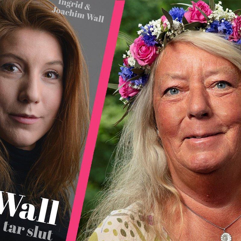 Ingrid Wall om dottern Kim: