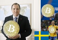 Half the Swedish population own bitcoin – without knowing it