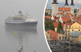 Nya fartygskajen fördubblar antalet passagerare till Gotland