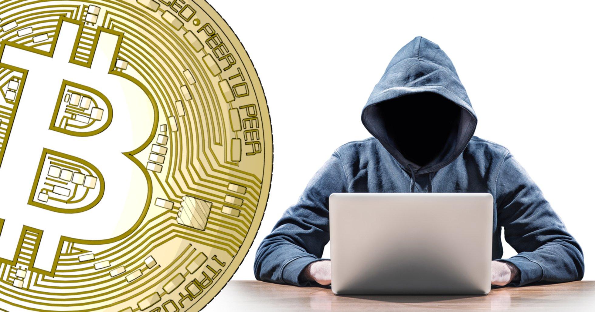 Bitcoin-tjuvar gripna – stal över 250 miljoner kronor