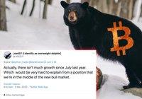 Storinvesterarens varning: Därför är bitcoin inte på väg in i en ny tjurmarknad