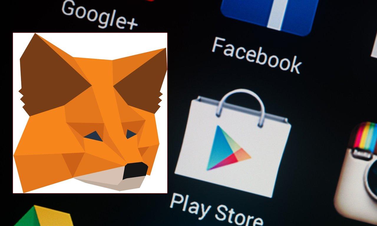 Efter förra veckans nedtagning – Metamask är tillbaka på Google Play
