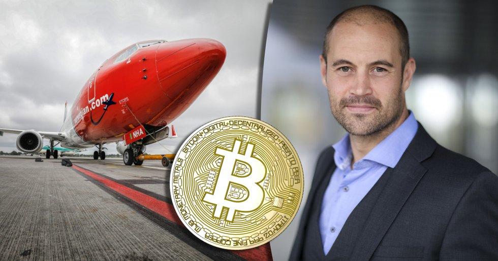 Norwegian-familjens kryptobörs tar in 60 miljoner i nyemission