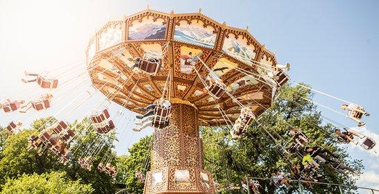 Liseberg återlanserar 90-talets promenadpark