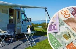 Nytt rabattsystem säljverktyg för campingföretagen