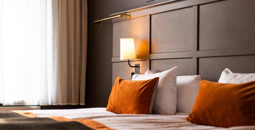 4 av 5 rum står tomma på Scandics hotell. Foto: Scandic