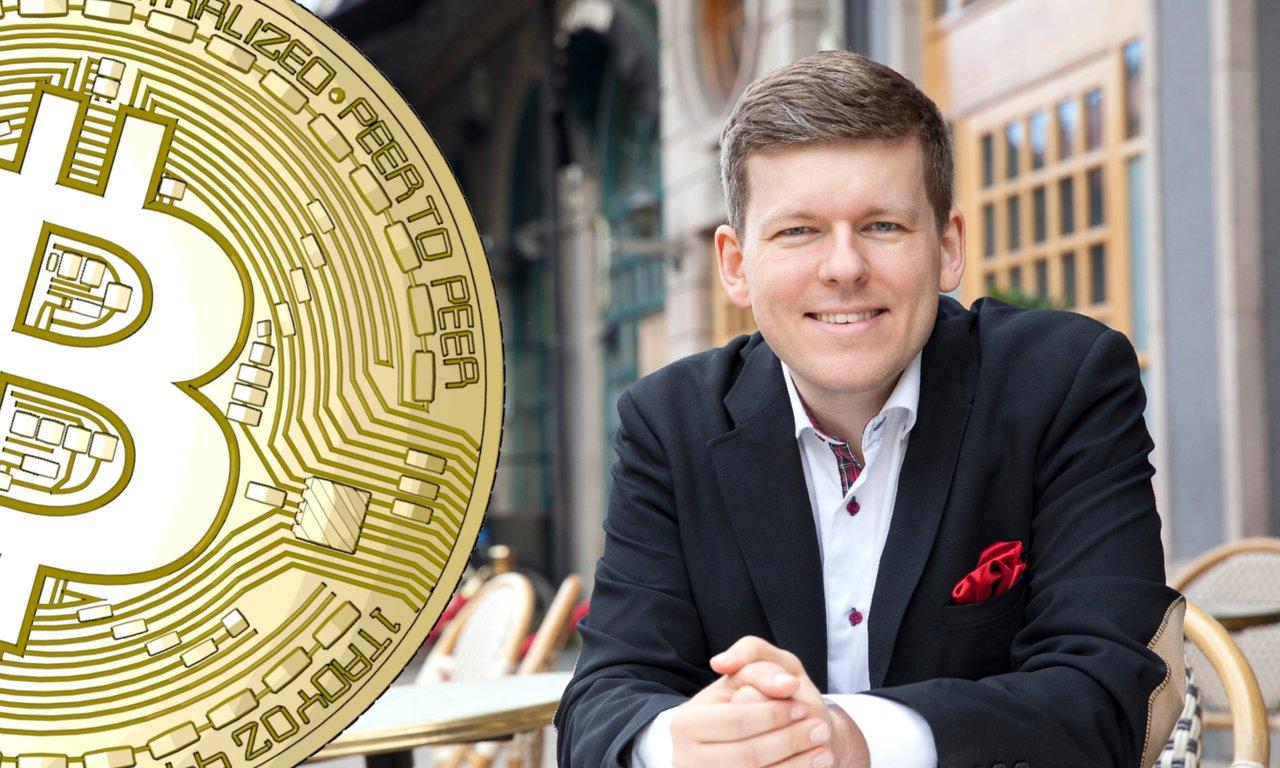 Driver en av Sveriges största ekonomibloggar – nu ska han köpa bitcoin.