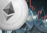 Kryptomarknaderna tappar 10 miljarder dollar – ethereum faller 12 procent