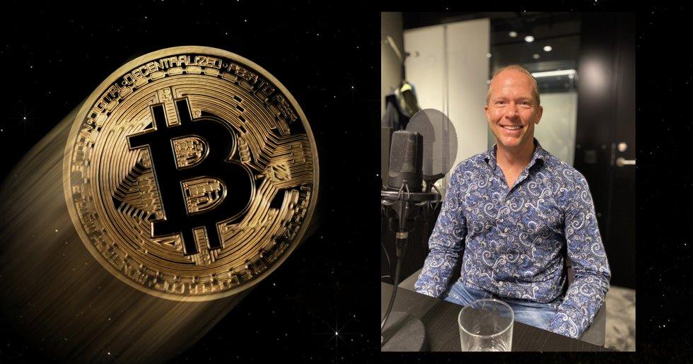 Svenske finansgeniets förväntning på bitcoinpriset: 3 miljoner dollar.