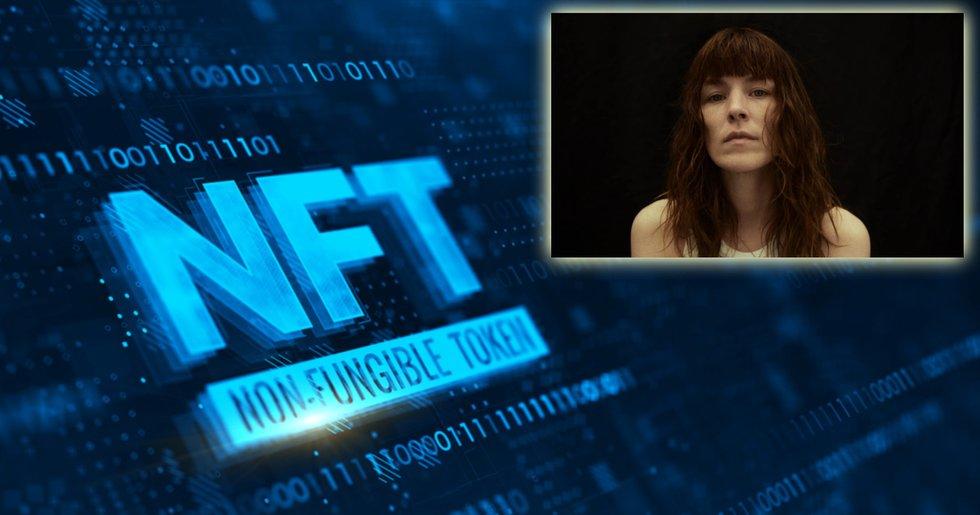 Svensk artist auktionerar ut konsert som NFT