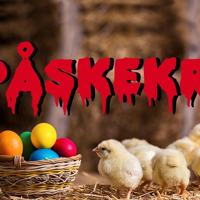 Det är påsk – du må lese krim!