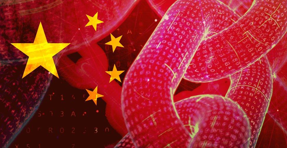 Kinas statliga blockkedja ska lanseras i april