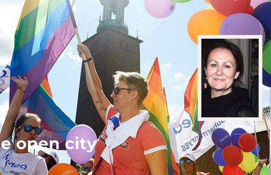 Stockholm ska bli tydligare HBTQ-destination