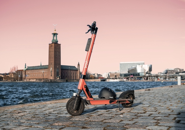 25.000 scooters available: Voi to lend a hand in Nordics