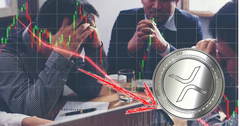 Daily crypto: Red numbers in the markets – xrp loses the most.