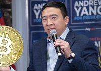 Kryptopositive demokraten Andrew Yang kan bli USA:s nya näringslivsminister